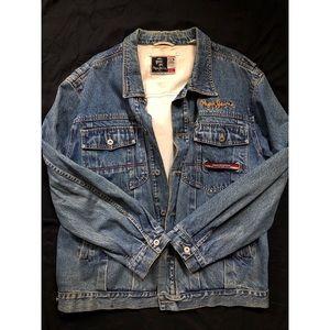 Vintage 90's Pepe Jeans Denim Jacket